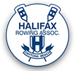 Halifax Rowing Assn Sticky Logo